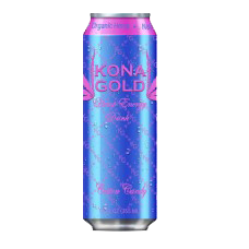 Kona Gold Cotton Candy CBD Energy Drink  (12 oz.)